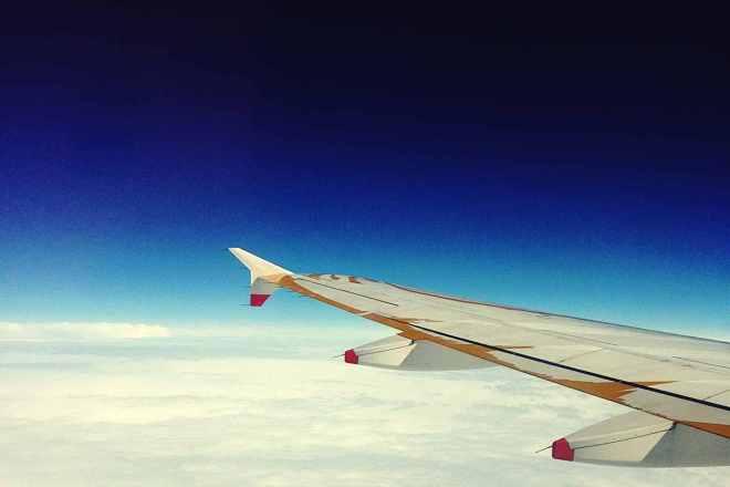 Flugzeug, Tolle Reisen bei geringem Einkommen