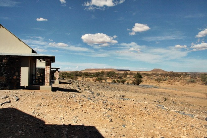 Alte Kalköfen Lodge in Namibia