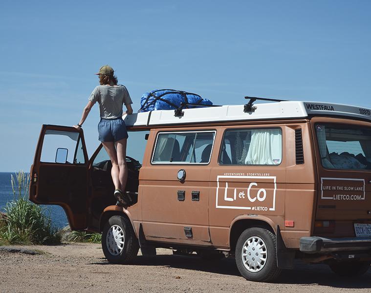 Van Life - Li et Co