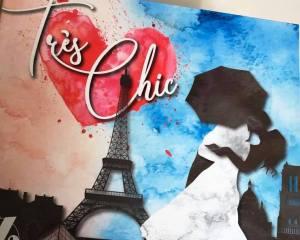 Partecipazioni di nozze Très Chic