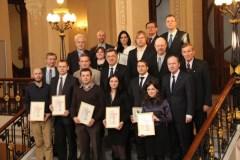"""Jauniesiems mokslininkams įteiktos vardinės """"INFOBALT"""" stipendijos"""