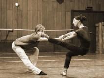 """Čiurlionio"" repeticijose baleto solistai – it archeologai"