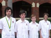 Tarptautinėje informatikos olimpiadoje moksleivis iš Lietuvos laimėjo sidabro medalį