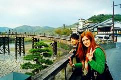 JAPONIJA. Gimusi gyventi Japonijoje