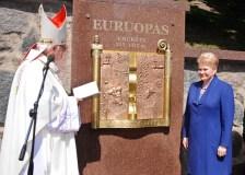 Priėmusi krikštą Lietuva žengė europietišku keliu