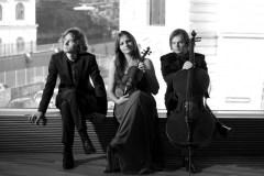 Vilos trio pirmą kartą koncertavo Londone