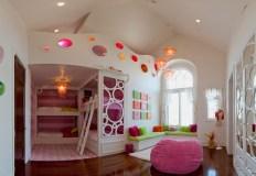 Daug idėjų vaiko svajonių kambariui