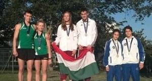 A. Tamašauskaitė ir D. Vaivada Europos jaunių čempionate dukart pelnė sidabro medalius!