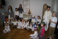 LENKIJA. Varšuvoje gyvenančių lietuvių kalėdinis renginys