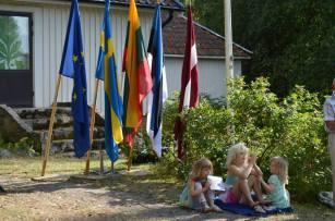 Baltijos šalių vienybes diena Stokholme