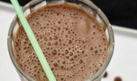 Mėtinis šokoladinis kokteilis
