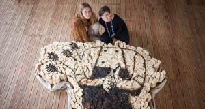 Milano parodos lankytojams pristatyti unikalūs lietuvių meno kūriniai iš maisto