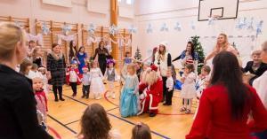 ISLANDIJA. Kalėdinė lietuvių bendruomenės šventė