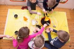 Kaip vaikus mokyti savarankiškumo