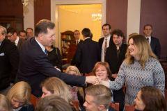 A. Butkevičius Norvegijos lietuvių bendruomenę ragino palaikyti kuo glaudesnius ryšius su tėvyne