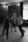 Vasara liaudiško šokio ritmu Užpalių kultūros centre