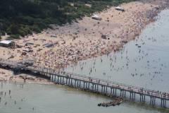 400 šalies vaikų Palangoje pirmą kartą pamatys jūrą
