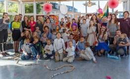 """NORVEGIJA. Bergeno lituanistinės mokyklos """"Abėcėlė"""" bendruomenė šventė 5 metų gimtadienį"""