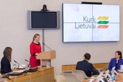 """Programos """"Kurk Lietuvai"""" rezultatai: nuo startuolio vizos iki emocinės pagalbos programėlės"""