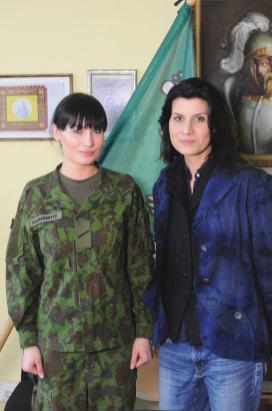 Kamilė ir Renata