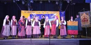 Žemaičių krašto dainos skambėjo Vienoje