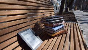 Naujovė bibliotekoje – į namus pradedamos skolinti elektroninės skaityklės