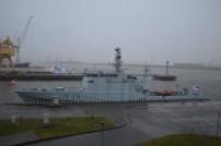 Laivas P15 Klaipėdos uoste
