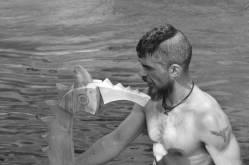 Adomas Šimkaitis, savadarbių plaustų gamybos vadovas