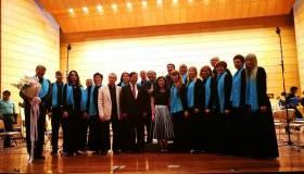 Plungiškių choras – prestižinio konkurso Tailande laimėtojas