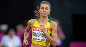 """Pasaulio čempionę aplenkusi Eglė Balčiūnaitė: """"Dar yra kur tobulėti"""""""