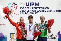 Justinui Kinderiui – pasaulio čempionato bronza!