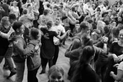 Šiauliečiai įsisuko į pašėlusį tautinių šokių sūkurį