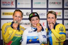 Simonai Krupeckaitei – Europos čempionato sidabras!