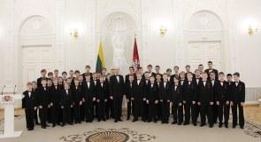 """""""Dagilėlio"""" choras taps Lietuvos šimtmečio ambasadoriais JAV?"""