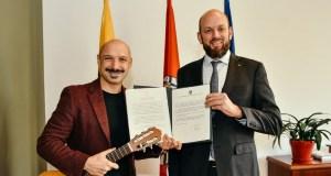 Jurgis Didžiulis tapo Kolumbijos garbės konsulu Lietuvoje