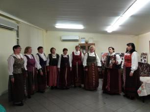 """Moterų ansamblis """"Santaka"""""""