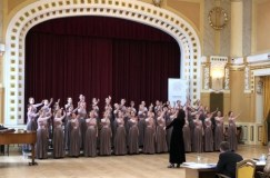 """Lietuvių choras """"Viva Voce"""" namo grįžo su 5 tarptautiniais apdovanojimais"""