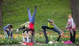 Vingio parko festivalyje – spektaklis, kinas tarp gėlių, koncertai ir daug sporto
