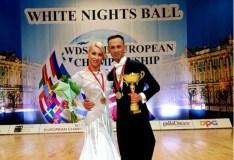 Šokėjai D. Vėželis ir L. Chatkevičiūtė tapo Europos čempionais
