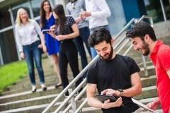 Studijas Lietuvoje renkasi vis daugiau jaunuolių iš užsienio