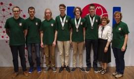 Lietuviai pasaulinėje informatikos olimpiadoje Japonijoje laimėjo tris medalius