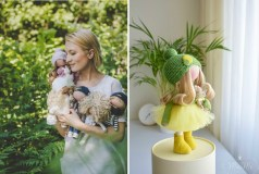 """""""MiniMe – Interior Dolls"""" įkūrėja Ieva Malinauskienė: """"Vienai interjerinei lėlei sukurti prireikė net pusės metų"""""""