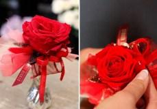 Floristikos dizainerė K. Rimienė pataria, kaip nustebinti mylimąsias Valentino dieną