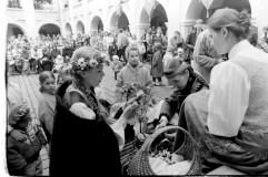 Nematerialaus kultūros paveldo vertybių sąraše – dainos iš marių dugno, lietuviškos ristynės ir kitos išsaugotos tradicijos