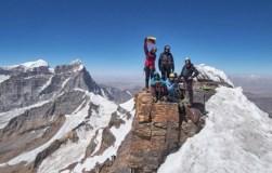 Lietuvių alpinistų žygis Pietvakarių Pamyre tarptautiniame čempionate pripažintas geriausiu