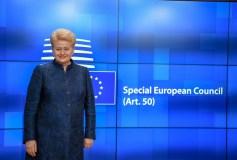 "ES lyderiai atideda ""Brexitą"""