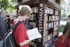Vilniečiai sieks skaitymo rekordo