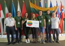 Lietuvis pelnė tarptautinės astronomijos ir astrofizikos olimpiados bronzos medalį