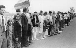 Baltijos keliu – į laisvę