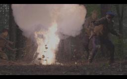 Telšiuose kuriamas filmas apie partizanų mūšį